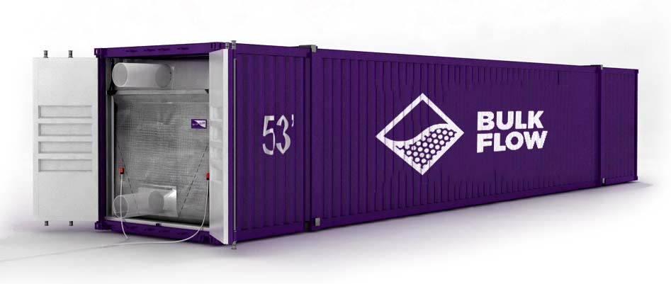53' Rail Container Liner
